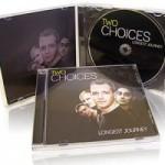 Duplication ou pressage du classique des CD